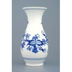 Vase 1210/1 16,5 cm, Original Blue Onion Pattern