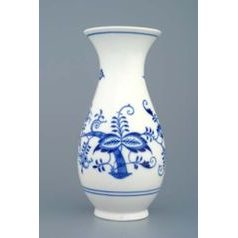 Vase 1210/2 20 cm, Original Blue Onion Pattern