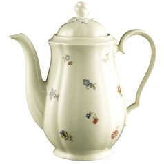 Coffee pot for 6 persons 1,3 l, Marie-Luise 44714, Seltmann Porcelain