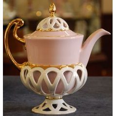 Coffee pot 0,57 l, Byzant 403, Rose China