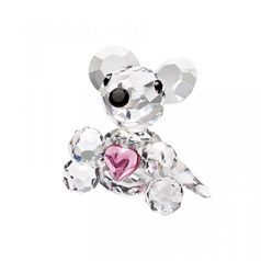 Miniature - Mouse 20 x 18 mm, Crystal Gifts and Decoration PRECIOSA
