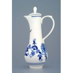 Carafe with sign 16 cm / 0,14 l, Original Blue Onion Pattern