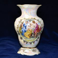 Vase 23 cm, The Three Graces, Porcelain Frederyka
