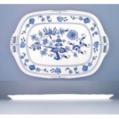 Sandwich tray square 48 x 33 cm, Original Blue Onion Pattern