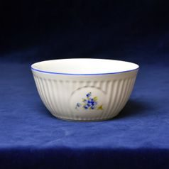 Bowl Mozart 14 cm, Forget me not, Cesky porcelan