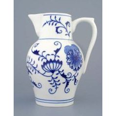 Jug 0,90 l, Original Blue Onion Pattern