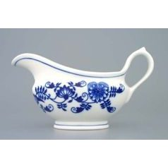 Sauceboat with handle 0,30 l, Original Blue Onion Pattern