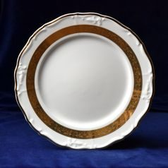 Plate dining 25 cm, Marie Louise 88003, Thun 1794 Carlsbad porcelain