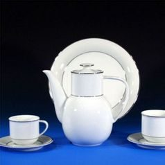CATRIN 23171: Coffee set for 6 persons, Thun 1794 Carlsbad porcelain
