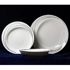 Fututre 30158: Plate set for 6 pers., Thun 1794 Carlsbad porcelain