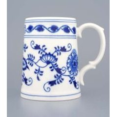 Beer Jug 0,50 l, Original Blue Onion Pattern