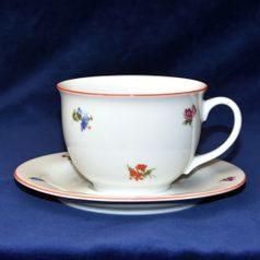 Screaming Yellow 3-cup Porcelain Bowl RKC107