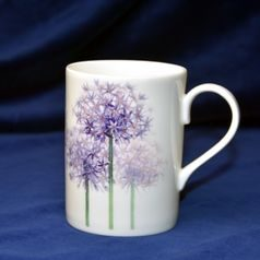 Alliums: Mug Lucy 320 ml, English Fine Bone China, Roy Kirkham