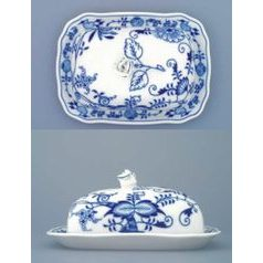 Butter dish 0,250 kg, Original Blue Onion Pattern
