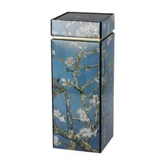 Box Almond Tree 20 cm, metal, V. van Gogh, Goebel Artis Orbis