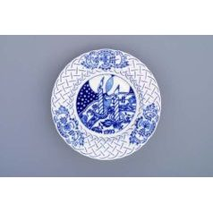 Annual plate 1993 18 cm, Original Blue Onion Pattern