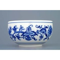 Bowl plain high 11 cm, Original Blue Onion Pattern