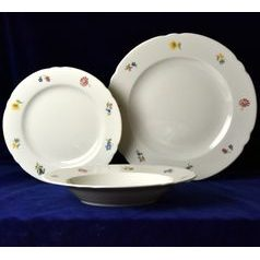 Plate set for 6 persons, Marie-Luise 44714, Seltmann Porcelain