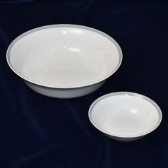 Compot set for 6 persons, Thun 1794 Carlsbad porcelain, OPAL 80446