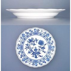 Bowl round deep 28 cm, Original Blue Onion Pattern