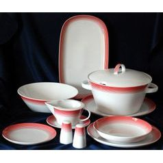 Dining set for 6 persons, Thun 1794 Carlsbad porcelain, TOM 29954a