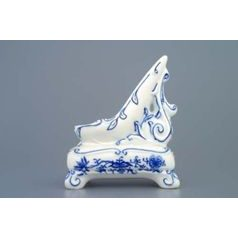 Pipe stand 13 cm, Original Blue Onion Pattern