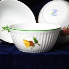 Bowl Mozart 14 cm, Flowers decor, Cesky porcelan a.s.