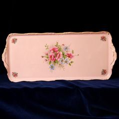 Tray 38 cm, Leander, rose china
