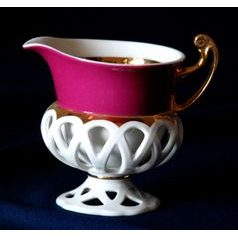 Creamer, Byzant 405p, Rose China