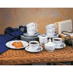 Coffee set for 6 persons (20 Pcs), Desiree 44935, Seltmann Porcelain