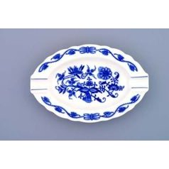 Ashtray 16 cm, Original Blue Onion Pattern
