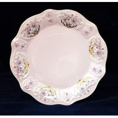 Plate dessert 19 cm, Olga 585 Mucha, Rose China