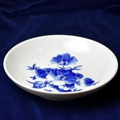 Bowl deep 21 cm, blue flower, Cesky porcelan a.s.