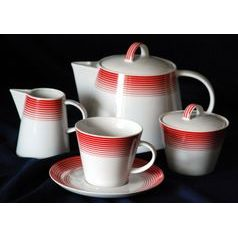 Tea set for 6 persons, Thun 1794 Carlsbad porcelain, TOM 29954a