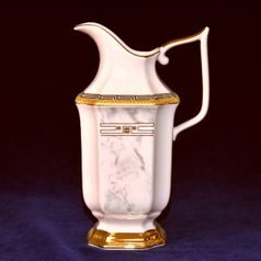 Carafe 20 cm, 0,6 l, Empír 513, Rose China HaC Chodov