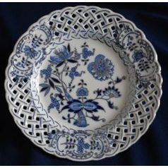 Plate perforated 18 cm, Cesky porcelan a.s.