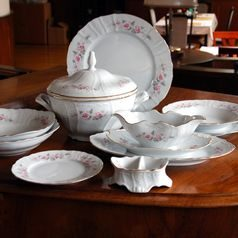 Dining set for 6 persons, Thun 1794 Carlsbad porcelain, Bernadotte 5396011