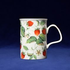 Alpine Strawberry: Mug Lancaster 320 ml, Roy Kirkham China