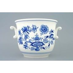 Flower pot 19,0 x 15,8 cm, Original Blue Onion Pattern