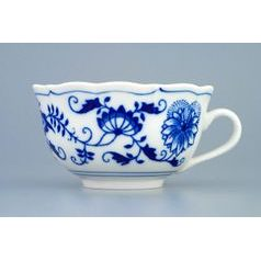 Cup low C/1 0,20 l tea, Original Blue Onion Pattern