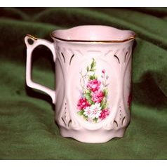 Mug 0,18 l, CH425 Secese, Rose China