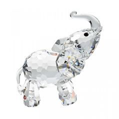 Standing Elephant 55 x 60 mm, Crystal Gifts and Decoration PRECIOSA
