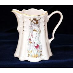 Creamer, Olga 585 Mucha, Rose China