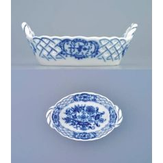 Basket perforated 11 cm, Original Blue Onion Pattern