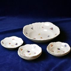 Compot set for 6 persons, Thun 1794, BERNADOTTE fruits