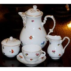 Coffee set for 6 persons, Hazenka, Cesky porcelan a.s.