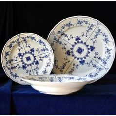 Everlasting: Plate set for 6 pers. 649, Cesky porcelan a.s.