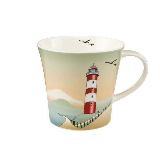 Home Accessories: Lighthouse - Mug 0,35 l, Goebel porcelain