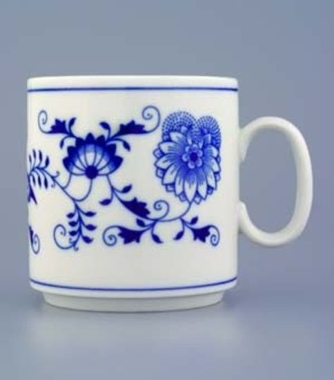 Mug Lukas M 0,27 l, Original Blue Onion Pattern