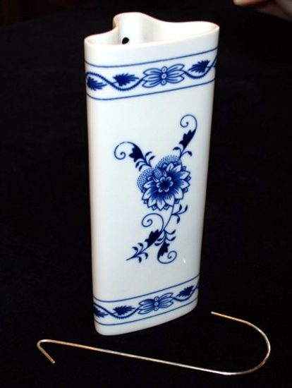 Humidifier - pendent 23,2 x 8,8 cm, Original Blue Onion Pattern
